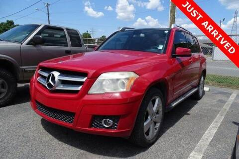 2010 Mercedes-Benz GLK for sale at Brandon Reeves Auto World in Monroe NC