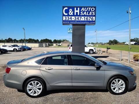 2019 Chevrolet Impala for sale at C & H AUTO SALES WITH RICARDO ZAMORA in Daleville AL