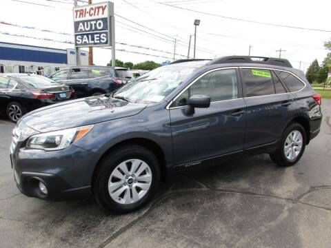 2015 Subaru Outback for sale at TRI CITY AUTO SALES LLC in Menasha WI