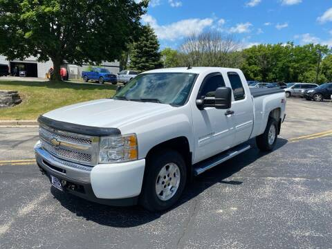2010 Chevrolet Silverado 1500 for sale at 1st Quality Auto - Waukesha Lot in Waukesha WI