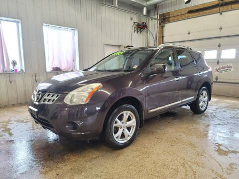 2011 Nissan Rogue for sale at Sand's Auto Sales in Cambridge MN