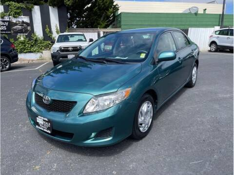 2010 Toyota Corolla for sale at AutoDeals in Daly City CA