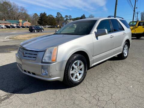 2006 Cadillac SRX for sale at CVC AUTO SALES in Durham NC