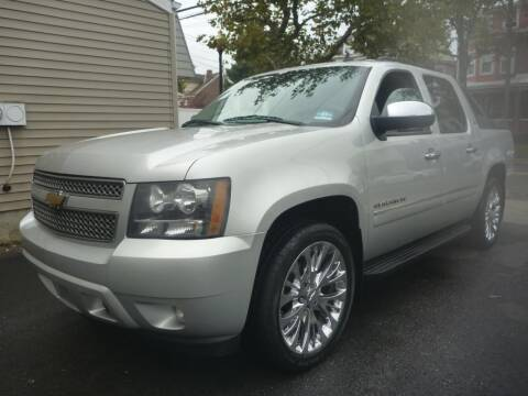 2010 Chevrolet Avalanche for sale at Pinto Automotive Group in Trenton NJ