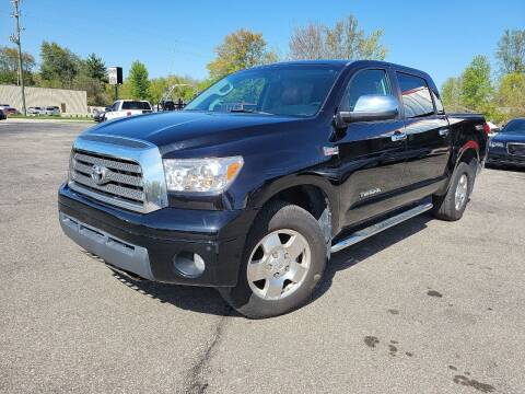 2007 Toyota Tundra for sale at Cruisin' Auto Sales in Madison IN