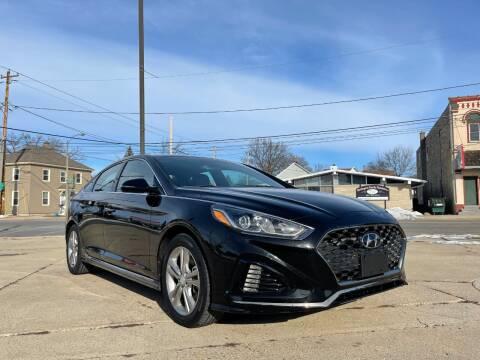 2018 Hyundai Sonata for sale at Auto Gallery LLC in Burlington WI