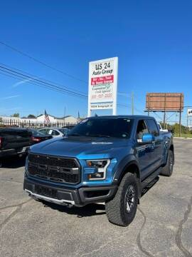 2019 Ford F-150 for sale at US 24 Auto Group in Redford MI