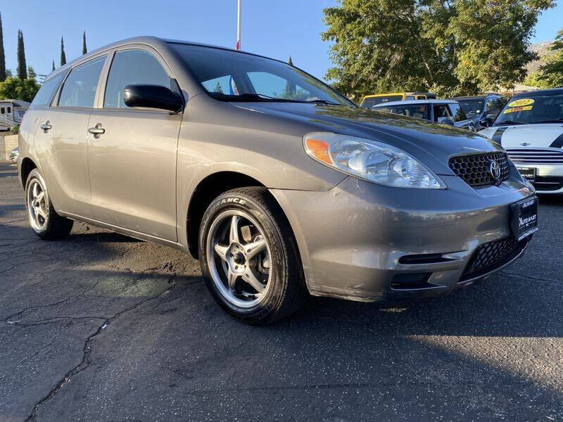 2004 Toyota Matrix XR 4dr Wagon - La Crescenta CA