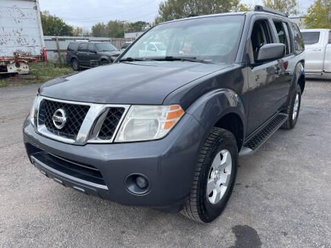 2011 Nissan Pathfinder for sale at eAutoDiscount in Buffalo NY