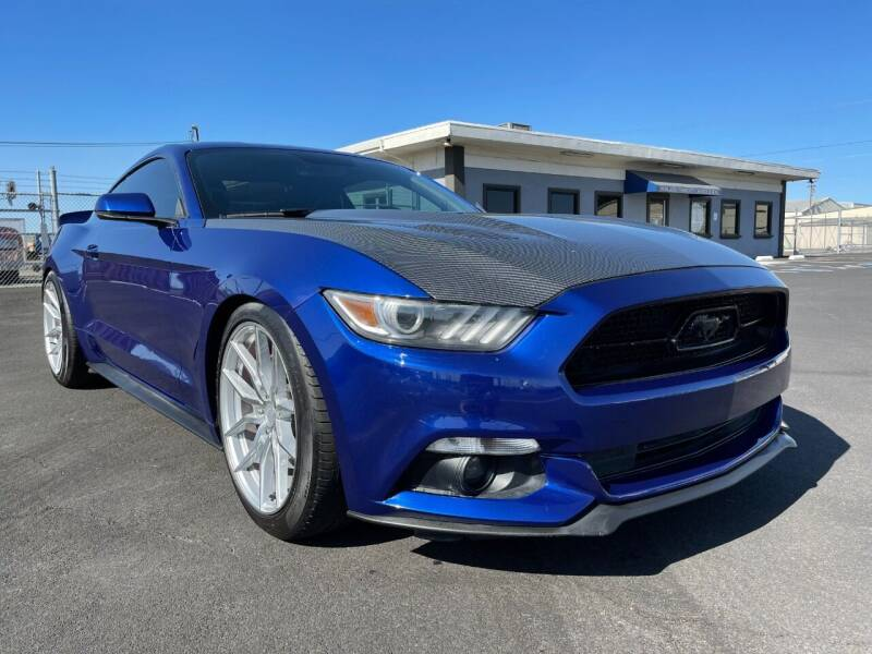 2015 Ford Mustang for sale at Approved Autos in Sacramento CA