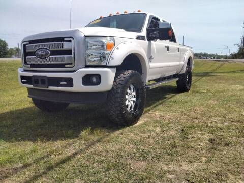 2015 Ford F-350 Super Duty for sale at NORTHWOOD TRUCK SALES in Northport AL