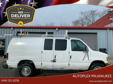 2003 Ford E-Series Cargo for sale at Autoplex Milwaukee in Milwaukee WI