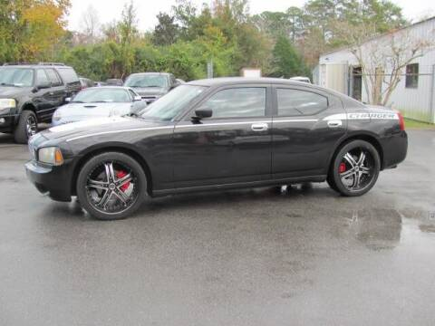 2008 Dodge Charger for sale at Pure 1 Auto in New Bern NC