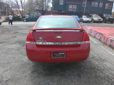2008 Chevrolet Impala for sale at Cars Now KC in Kansas City MO