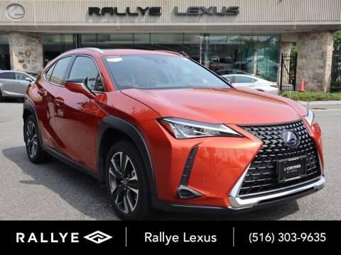2019 Lexus UX 250h for sale at RALLYE LEXUS in Glen Cove NY
