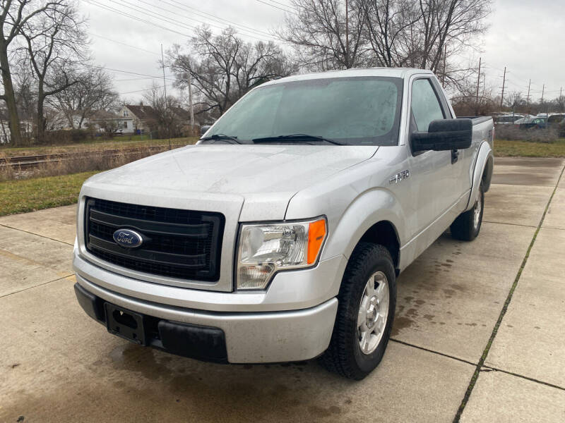 2014 Ford F-150 for sale at Mr. Auto in Hamilton OH