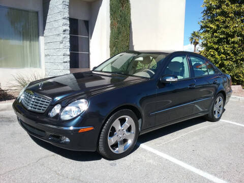 2006 Mercedes-Benz E-Class for sale at Nevada Credit Save in Las Vegas NV