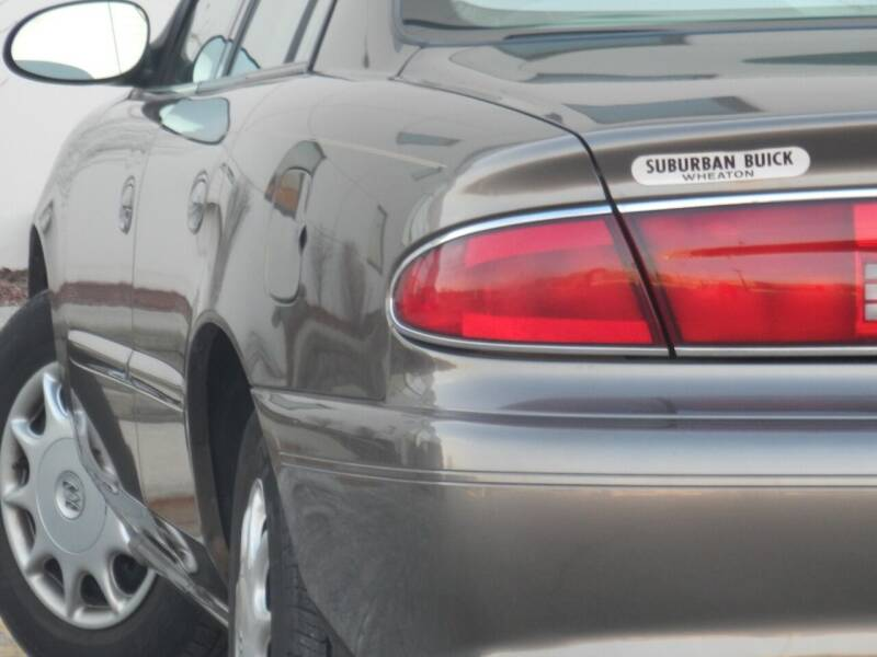 2003 Buick Century for sale at Moto Zone Inc in Melrose Park IL