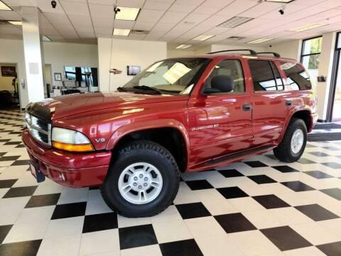 1998 Dodge Durango for sale at Cool Rides of Colorado Springs in Colorado Springs CO
