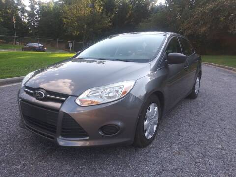 2013 Ford Focus for sale at Final Auto in Alpharetta GA