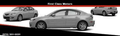 2008 Mazda MAZDA3 for sale at First Class Motors in Greeley CO