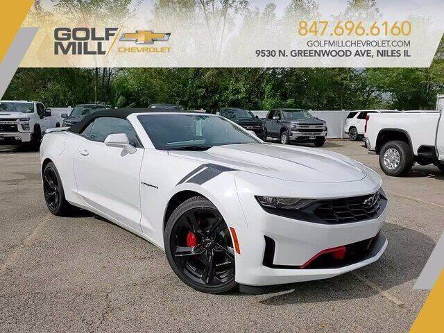 2022 Chevrolet Camaro for sale in Niles, IL