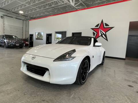 2010 Nissan 370Z for sale at CarNova - Shelby Township in Shelby Township MI