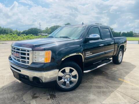 2011 GMC Sierra 1500 for sale at AUTO DIRECT Bellaire in Houston TX