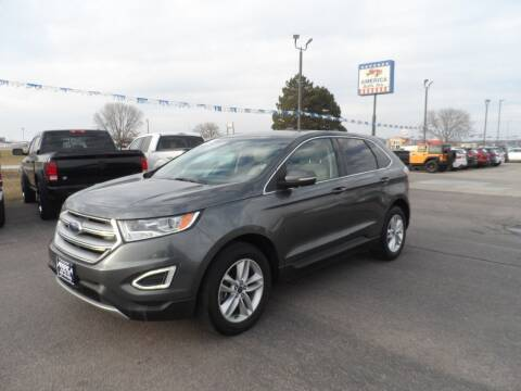 2015 Ford Edge for sale at America Auto Inc in South Sioux City NE