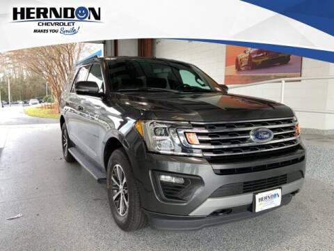 2019 Ford Expedition for sale at Herndon Chevrolet in Lexington SC