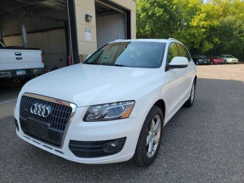 2012 Audi Q5 for sale at Fleet Automotive LLC in Maplewood MN