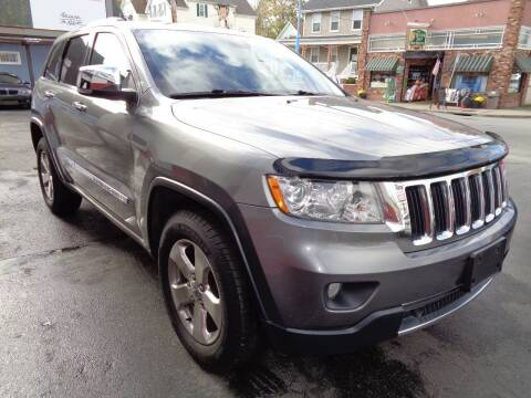 2012 Jeep Grand Cherokee for sale at Best Choice Auto Sales Inc in New Bedford MA