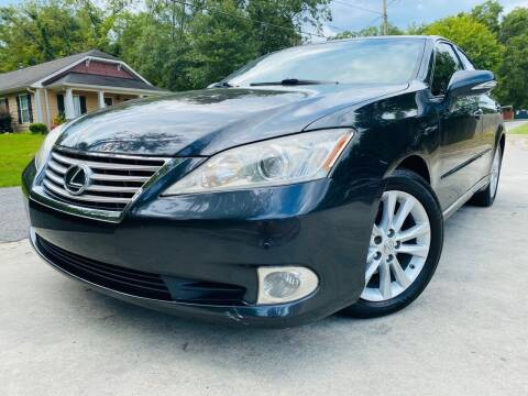 2011 Lexus ES 350 for sale at Cobb Luxury Cars in Marietta GA