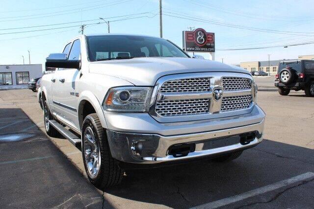 2015 RAM Ram Pickup 1500 for sale at B & B Car Co Inc. in Clinton Twp MI