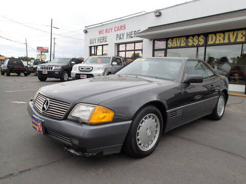 1991 Mercedes-Benz 300-Class for sale at Tommy's 9th Street Auto Sales in Walla Walla WA