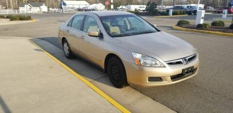 2007 Honda Accord for sale at RVA Automotive Group in North Chesterfield VA