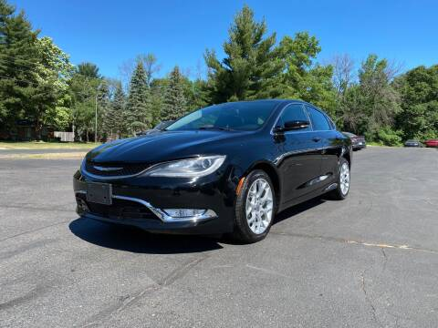 2015 Chrysler 200 for sale at Northstar Auto Sales LLC in Ham Lake MN