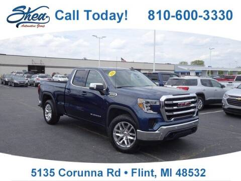 2020 GMC Sierra 1500 for sale at Jamie Sells Cars 810 - Linden Location in Flint MI