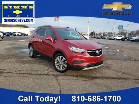 2019 Buick Encore for sale at Aaron Adams @ Simms Chevrolet in Clio MI