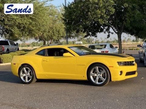 2010 Chevrolet Camaro for sale at Sands Chevrolet in Surprise AZ