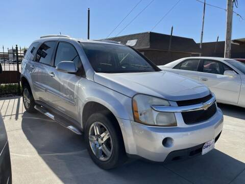 2009 Chevrolet Equinox for sale at Kansas Auto Sales in Wichita KS