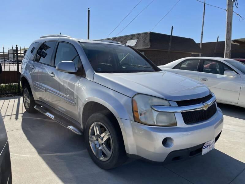 2009 Chevrolet Equinox for sale at Kansas Auto Sales in Wichita KS