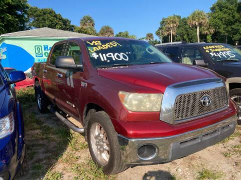 2008 Toyota Tundra for sale at Harbor Oaks Auto Sales in Port Orange FL