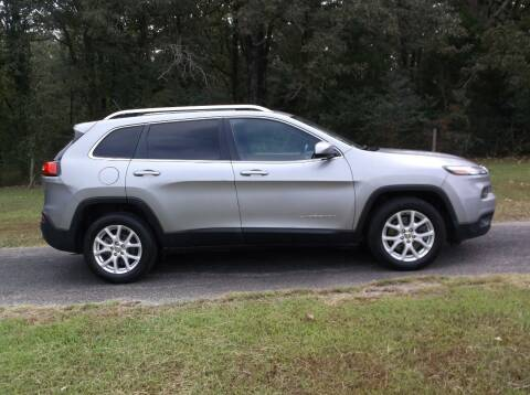 2015 Jeep Cherokee for sale at Smith Auto Finance LLC in Grand Saline TX