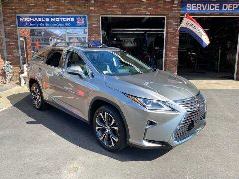 2019 Lexus RX 350L for sale at Michaels Motor Sales INC in Lawrence MA