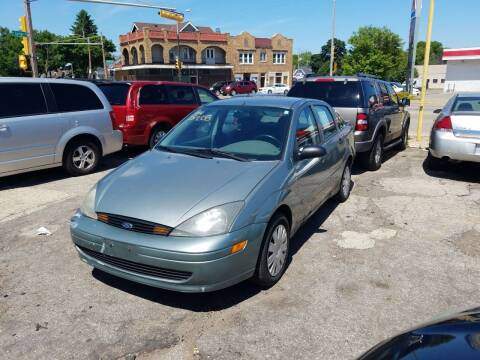 2004 Ford Focus for sale at Big Bills in Milwaukee WI