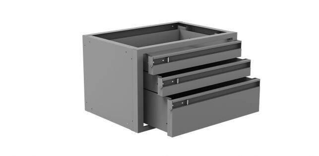 2021 Kargo Master 3-Drawer Unit for sale at Marietta Truck Sales-Accessories in Marietta GA