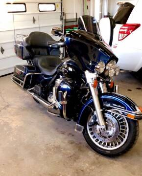 2012 Harley Davidson Ultra Classic for sale at Stephen Motor Sales LLC in Caldwell OH