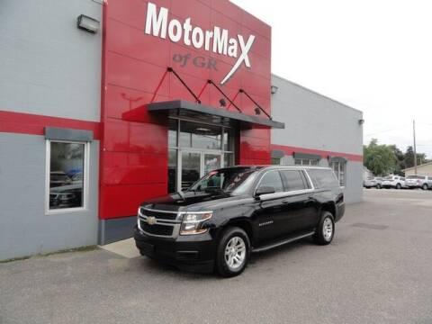 2016 Chevrolet Suburban for sale at MotorMax of GR in Grandville MI