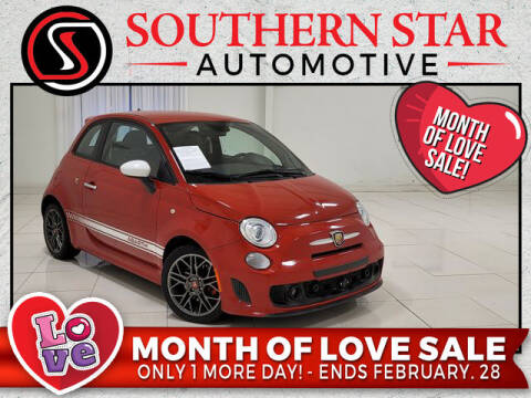 2015 FIAT 500 for sale at Southern Star Automotive, Inc. in Duluth GA